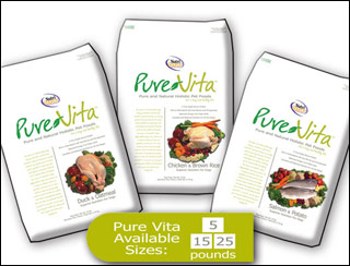 Pure Vita Pet Food