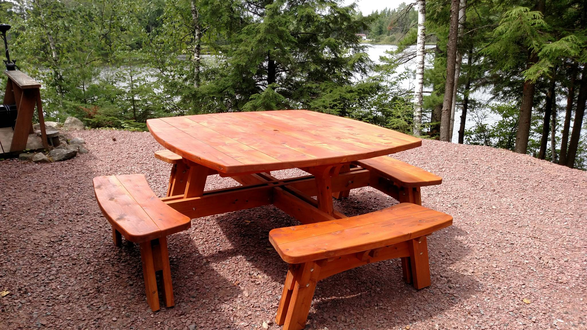 Garden Furniture Handmade park falls, wisconsin outdoor patio furniture store | seed-n-feed