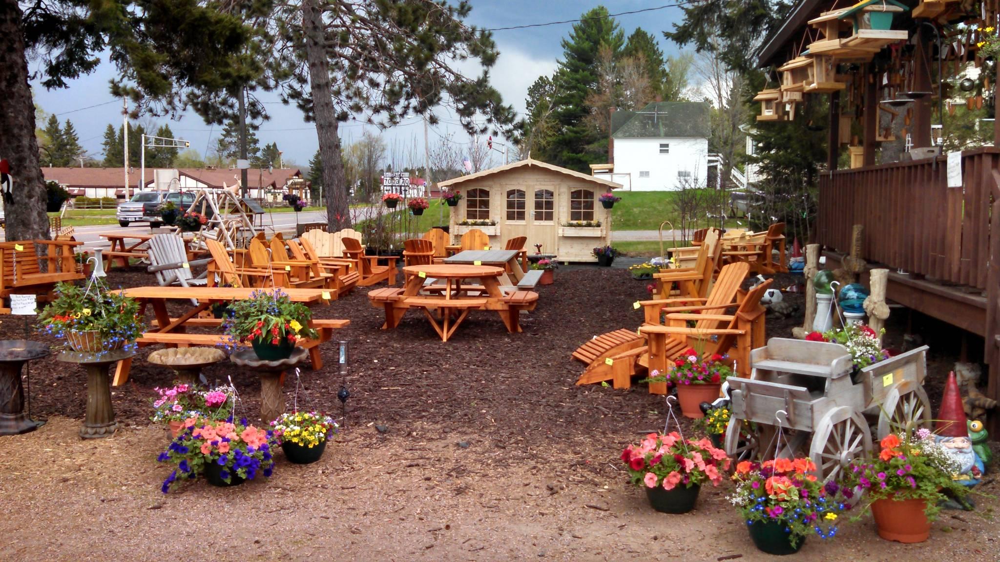 Park Falls Wisconsin Outdoor Patio Furniture Store