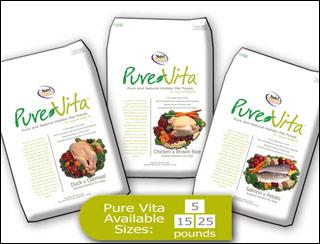 Pure Vita Pet Food